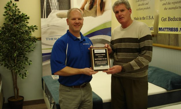 Four Pinnacle Awards In A Row For Mattress To Go