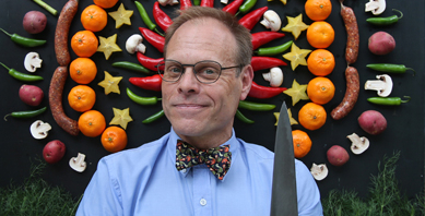 Chef Alton Brown's Advice For Consumers