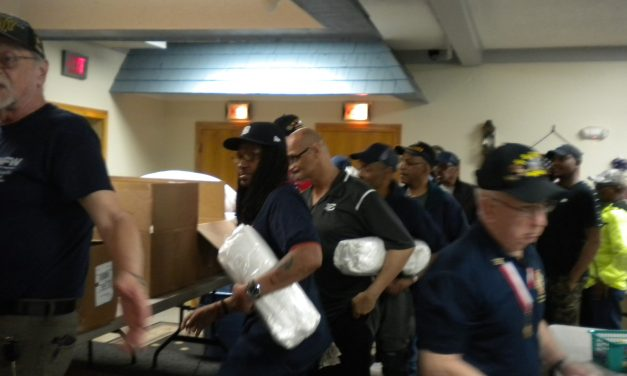 Mattress To Go Makes Donation To Homeless Veterans